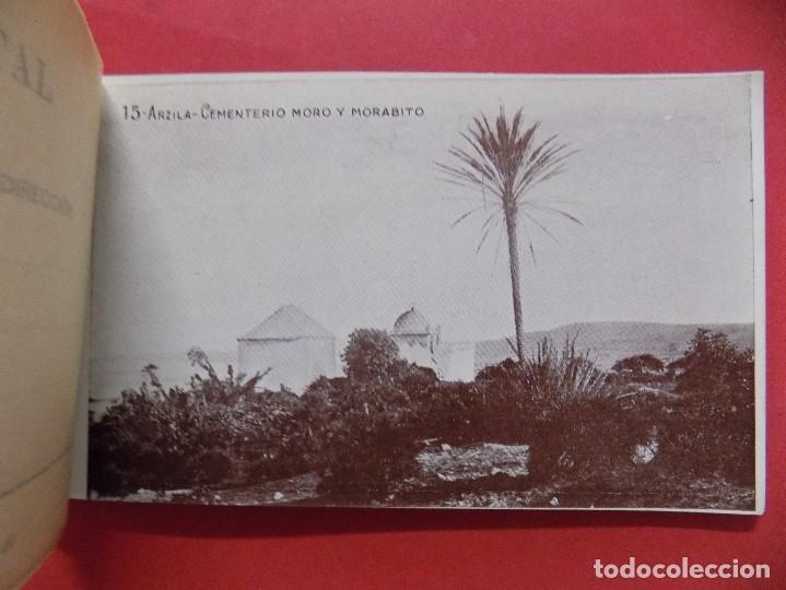 Postales: BLOCk -POSTAL-20 POSTALES RECUERDO DE ARZILA, ASILAH (MARRUECOS) - MARCO HERMANOS, VALENCIA.. R-6669 - Foto 17 - 93743030