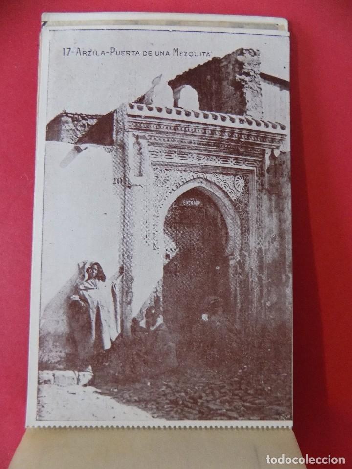 Postales: BLOCk -POSTAL-20 POSTALES RECUERDO DE ARZILA, ASILAH (MARRUECOS) - MARCO HERMANOS, VALENCIA.. R-6669 - Foto 19 - 93743030