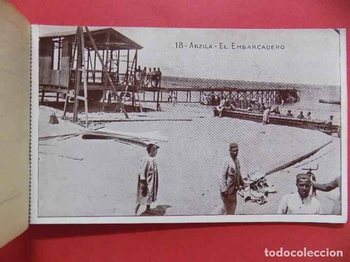 Postales: BLOCk -POSTAL-20 POSTALES RECUERDO DE ARZILA, ASILAH (MARRUECOS) - MARCO HERMANOS, VALENCIA.. R-6669 - Foto 20 - 93743030