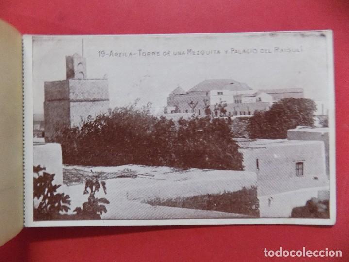 Postales: BLOCk -POSTAL-20 POSTALES RECUERDO DE ARZILA, ASILAH (MARRUECOS) - MARCO HERMANOS, VALENCIA.. R-6669 - Foto 21 - 93743030