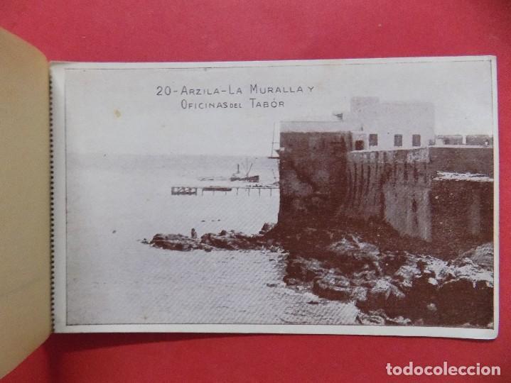 Postales: BLOCk -POSTAL-20 POSTALES RECUERDO DE ARZILA, ASILAH (MARRUECOS) - MARCO HERMANOS, VALENCIA.. R-6669 - Foto 22 - 93743030