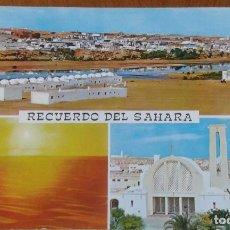 Postales: ANTIGUA POSTAL DEL SAHARA ESPAÑOL . Lote 96012031