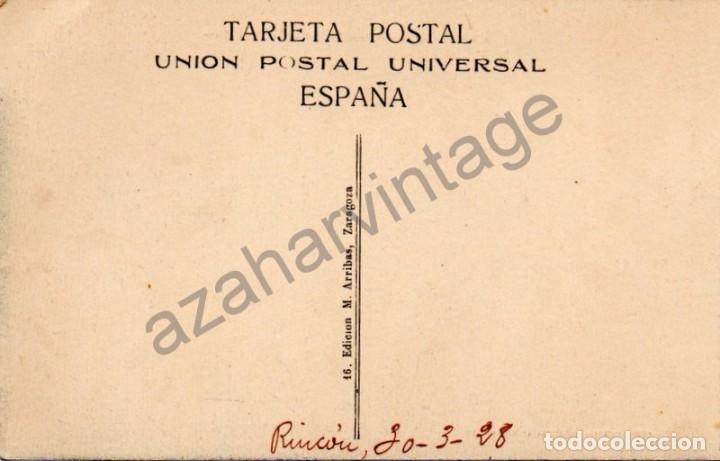 Postales: GUERRA DEL RIF (MARRUECOS) . PARQUE DE AUTOMOVILES DE INGENIEROS - EDICION M. ARRIBAS - Foto 2 - 96752647