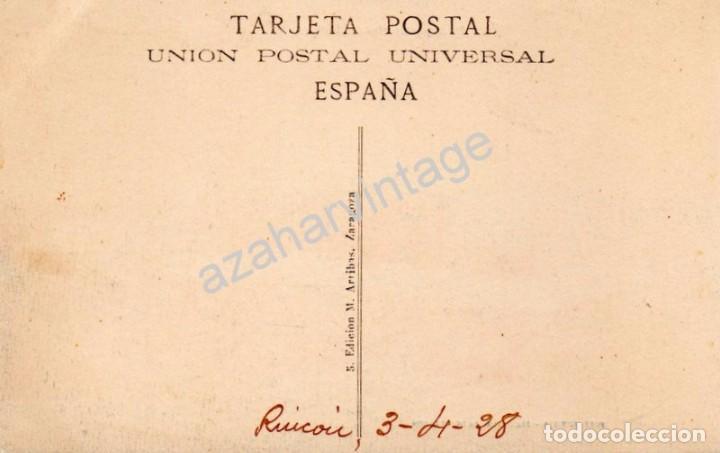 Postales: GUERRA DEL RIF (MARRUECOS) . CAMPAMENTO DE RIFFIEN - EDICION M. ARRIBAS - Foto 2 - 96752835