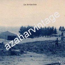 Postales: GUERRA DEL RIF (MARRUECOS) . LA AVIACION - EDICION M. ARRIBAS . Lote 96752931