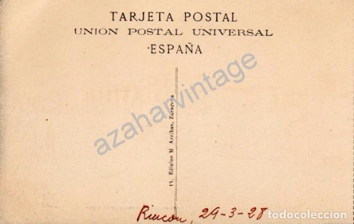 Postales: GUERRA DEL RIF (MARRUECOS) . LA AVIACION - EDICION M. ARRIBAS - Foto 2 - 96752931