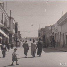 Postales: VILLA SANJURJO (MARRUECOS ESPAÑOL) - CALLE. Lote 143688294