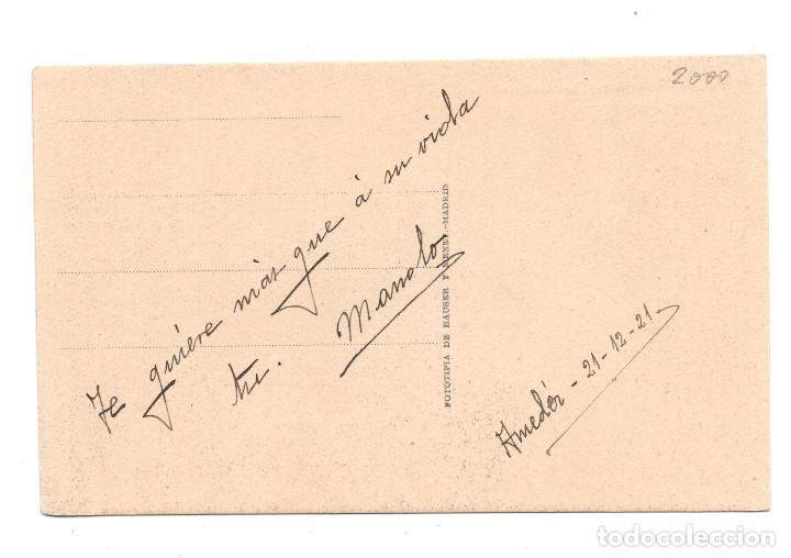 Postales: POSTAL CAMPAÑA DEL RIF 1921 ESTACIÓN DE ZELUAN EDICIÓN POSTAL EXPRES - FERROCARRIL - Foto 2 - 99821207