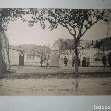 Postales: CEUTA. CUARTEL DE LOS MOROS.. Lote 100432415