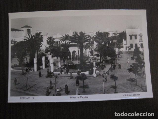 TETUAN - 12 - PLAZA DE ESPAÑA - FOTOGRAFICA -VER FOTOS -(50.852) (Postales - Postales Temáticas - Ex Colonias y Protectorado Español)