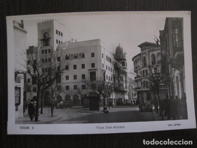 TETUAN - 5 - PLAZA JOSE ANTONIO - FOTOGRAFICA -VER FOTOS -(50.853) (Postales - Postales Temáticas - Ex Colonias y Protectorado Español)
