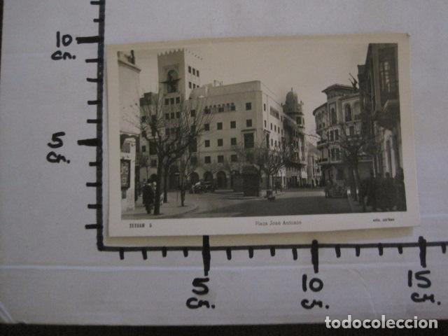 Postales: TETUAN - 5 - PLAZA JOSE ANTONIO - FOTOGRAFICA -VER FOTOS -(50.853) - Foto 3 - 101644191
