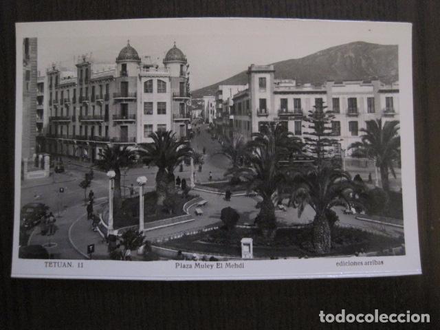 TETUAN - 11 - PLAZA MULEY MEHDI- FOTOGRAFICA -VER FOTOS -(50.854) (Postales - Postales Temáticas - Ex Colonias y Protectorado Español)