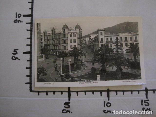 Postales: TETUAN - 11 - PLAZA MULEY MEHDI- FOTOGRAFICA -VER FOTOS -(50.854) - Foto 3 - 101644311