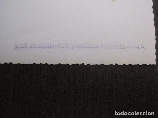 Postales: VILLA SANJURJO - VISTA PANORAMICA PUERTO - FOTO X -VER FOTOS -(50.856) - Foto 3 - 101644471