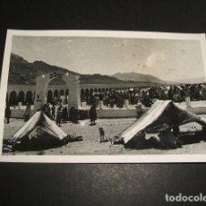 Postales: XAUEN MARRUECOS ESPAÑOL POSTAL FOTOGRAFICA MERCADO. Lote 102836687