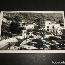 Postales: XAUEN MARRUECOS ESPAÑOL POSTAL FOTOGRAFICA PLAZA DE ESPAÑA. Lote 102840155