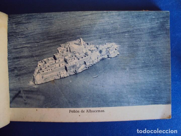Postales: (PS-53659)BLOCK DE 12 POSTALES ALHUCEMAS Y AXDIR DESDE AVION - Foto 3 - 103563823