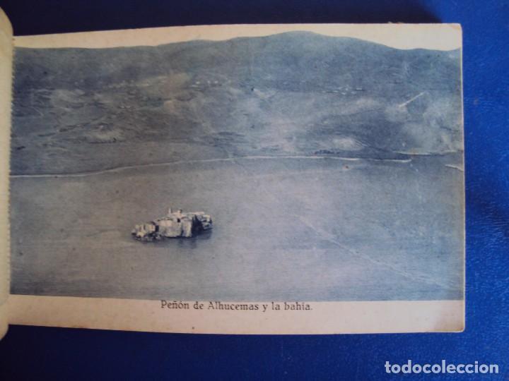 Postales: (PS-53659)BLOCK DE 12 POSTALES ALHUCEMAS Y AXDIR DESDE AVION - Foto 5 - 103563823