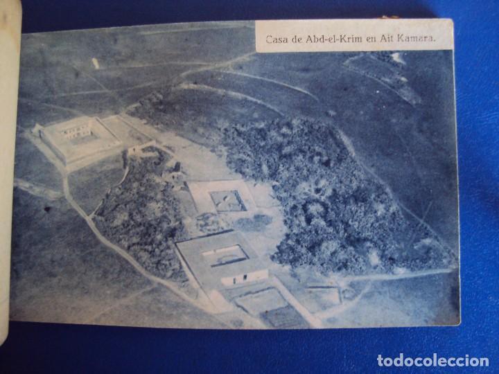 Postales: (PS-53659)BLOCK DE 12 POSTALES ALHUCEMAS Y AXDIR DESDE AVION - Foto 8 - 103563823