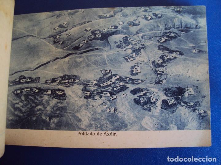 Postales: (PS-53659)BLOCK DE 12 POSTALES ALHUCEMAS Y AXDIR DESDE AVION - Foto 10 - 103563823
