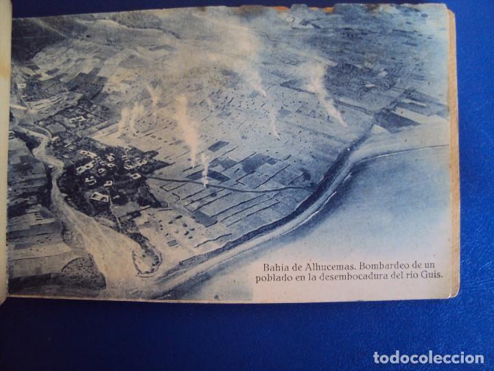 Postales: (PS-53659)BLOCK DE 12 POSTALES ALHUCEMAS Y AXDIR DESDE AVION - Foto 13 - 103563823