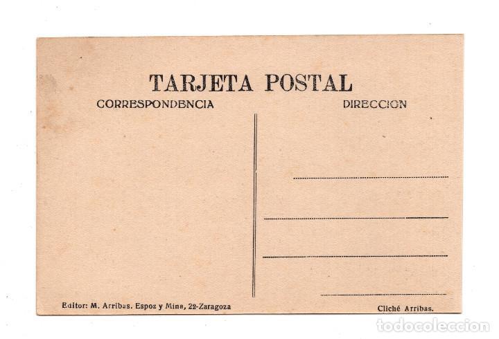 Postales: UN POBLADO EN EL BENISICAR, GURUGU, M.ARRIBAS. - Foto 2 - 103796139