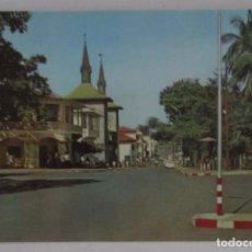 Postales: POSTAL GUINEA ECUATORIAL, SANTA ISABEL - INSTITUTO AVENIDA GENERAL MOLA. Lote 106166819