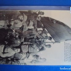 Postales: (PS-54498)POSTAL DE CAMPAÑA DEL RIF.1921-OCUPACION DEL GURUGU. Lote 109572531