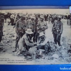 Postales: (PS-54497)POSTAL DE CAMPAÑA DEL RIF.1921-OCUPACION DE ATLATEN. Lote 109572679