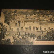 Postales: XAUEN CHEFCHAUEN MARRUECOS ESPAÑOL VISTA PARCIAL. Lote 110196059