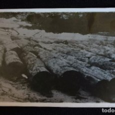 Postales: FOTO-POSTAL COMPAÑIA NACIONAL COLONIZACION AFRICANA. Lote 111723107