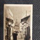 Postales: TETUAN/POSTAL NO.44 CALLE YAMAA EL RAYSULY (H.1910?). Lote 112184800
