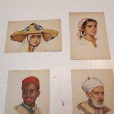 Postales: POSTALES PROTECTORADO ESPAÑA MARRUECOS, TETUAN. Lote 112961843