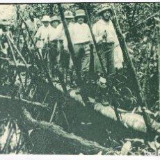 Postales: GUINEA CONTINENTAL- EXPOSICION IBERO-AMERICANA, SEVILLA-1929-EL GOBERNADOR GENERAL NUÑEZ DE PRADO. Lote 112964851