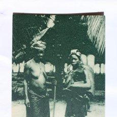 Postales: GUINEA CONTINENTAL- EXPOSICION IBERO-AMERICANA, SEVILLA-1929- PLAYERAS DE BATA.. Lote 113244139