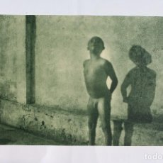 Postales: GUINEA CONTINENTAL- EXPOSICION IBERO-AMERICANA, SEVILLA-1929- UN PIGMEO PROCEDENTE DE ELOBEY.. Lote 113249671