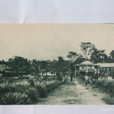 Postales: GUINEA CONTINENTAL- EXPOSICION IBERO-AMERICANA, SEVILLA-1929- CONCESION.. Lote 113257775