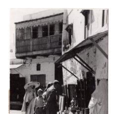 Postales: TETUAN - CALLE NIARIN - FOTO GARCIA CORTES. Lote 114741295