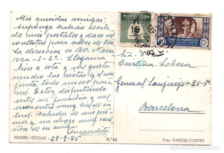 Postales: TETUAN - CALLE NIARIN - FOTO GARCIA CORTES - Foto 2 - 114741295