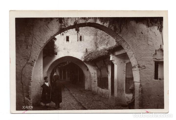 POSTAL FOTOGRÁFICA XAUEN (Postales - Postales Temáticas - Ex Colonias y Protectorado Español)