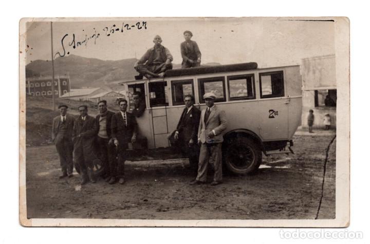 POSTAL FORTOGRÁFICA. VILLA SANJURJO (ALHUCEMAS). 1927 (Postales - Postales Temáticas - Ex Colonias y Protectorado Español)