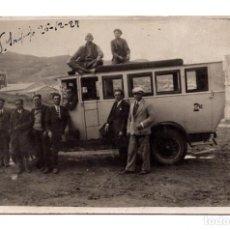Postales: POSTAL FORTOGRÁFICA. VILLA SANJURJO (ALHUCEMAS). 1927. Lote 114842847