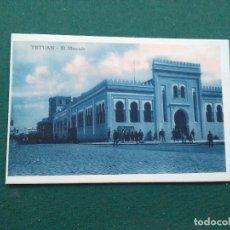 Postales: MARRUECOS - TETUÁN - EL MERCADO-SIN CIRCULAR. Lote 122022151