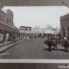 Postales: LARACHE, MARRUECOS, ANTIGUO PROTECTORADO ESPAÑOL, AÑO 1922. Lote 122865887