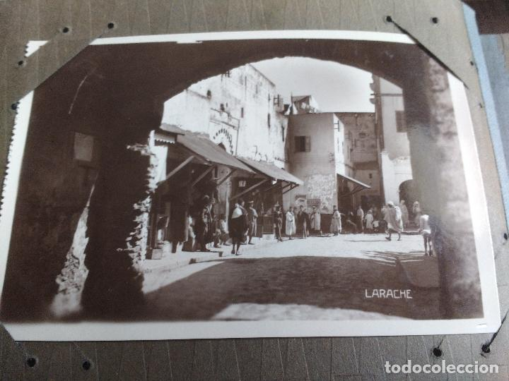 LARACHE, MARRUECOS, ANTIGUO PROTECTORADO ESPAÑOL, AÑO 1922 (Postales - Postales Temáticas - Ex Colonias y Protectorado Español)