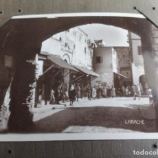 Postales: LARACHE, MARRUECOS, ANTIGUO PROTECTORADO ESPAÑOL, AÑO 1922. Lote 122865955