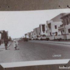 Postales: LARACHE, FOTOGRAFICA, ANTIGUO PROTECTORADO ESPAÑOL, AÑO 1922, . Lote 123225703