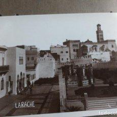 Postales: LARACHE, FOTOGRAFICA, ANTIGUO PROTECTORADO ESPAÑOL, AÑO 1922, . Lote 123225819