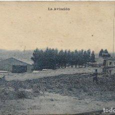 Postales: GUERRA DEL RIF .- LA AVIACION .- EDICIONES ARRIBAS . Lote 123312723